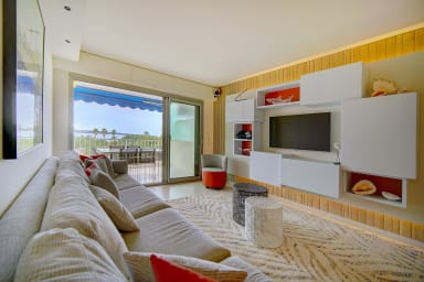 IMMOGROOM - Beau 3P- belle terrasse- clim- vue panoramique- CONGRES/PLAGES