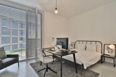 Modern studio in Lausanne #A2-03