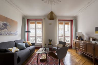 Cozy Apartment for 4 guests in Bastille