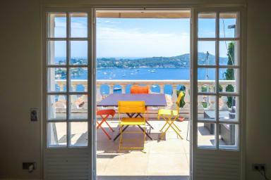 Villa Pescheria / Villa avec piscine et vue mer imprenable sur la baie