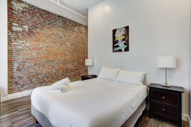 Young family favourite Loft in Old Montreal
