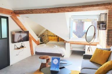 🥂 Loft avec échappée Mer |  46m² - 4pers.