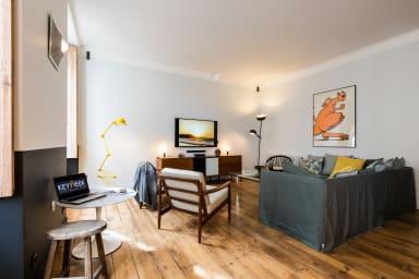 Louer un magnifique appartement en plein coeur de Biarritz
