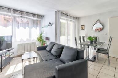Charmant appartement avec balcon, proche centre de Toulouse - Welkeys