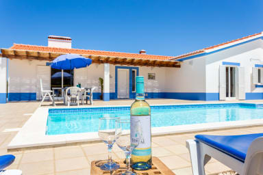 Casa do Amor - private Villa - close to the beaches of Aljezur