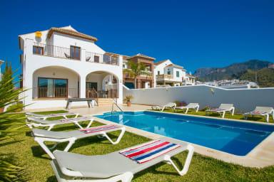 Nerja paradise Rentals - Villa Cataleya