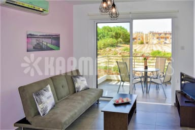 Damali Apartment in Mythical Sands Resort near the Sea