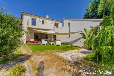 Magnificent 3 bedroom house with access to the beach - Dodo et Tartine