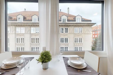 Magnificent modern and bright studio in the city center #34