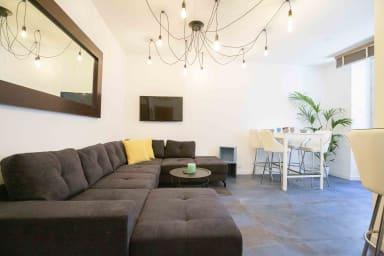 Villa de 240 m2 dans le vieil Antibes quartier Safranier jacuzzi