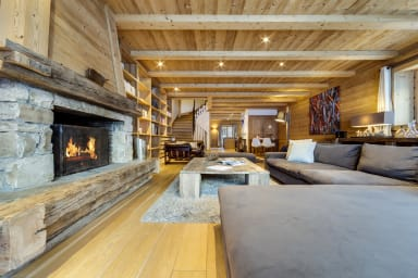 Chalet Sourire, Welcoming, Luxueux et Sublime