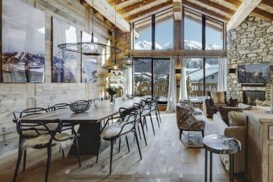 Roche penthouse, agréable et branché
