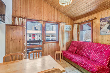 Charming 2br with garage and balcony at the heart of Chamonix - Welkeys
