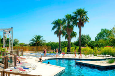 Mobile Home au Camping LA MARINE - 2ch/5 pers Camping 4 *
