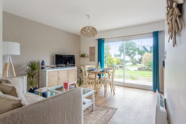 Calm and charming 2br nearby Quiberon center, 8 min to the beach - Welkeys