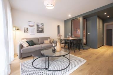 GuestReady - Paris Urban Comfort Apartment, close to Parc de la Villette!