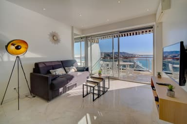 IMMOGROOM- Incredible View - Big Terrace - A/C - Parking - CONGRESS/BEACHES