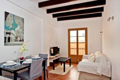 Cort 2 Apartment situado en el corazón del casco antiguo de Palma