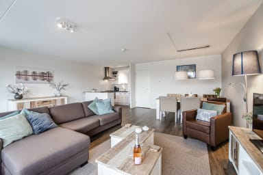 Spacious and luxurious apartment - Kaag Resort