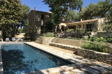 Maison d'architecte 5 chambres avec piscine dans la Forêt
