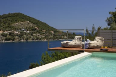 Villa Agia - Brand new Jewel in Sivota Bay