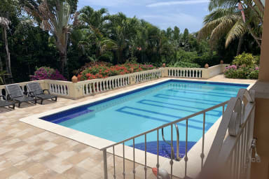 Tropical Private Villa in Casa Linda 82