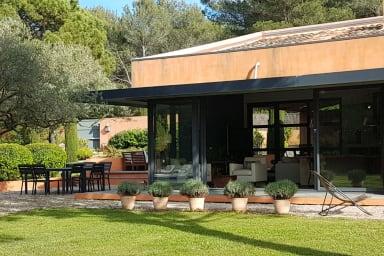 Villa d'architecte Air Property Provence à 10 mn de Aix en Provence