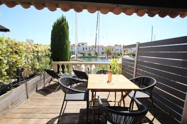 Appartement 2 pièces rénové - Climatisation, WIFI et Terrasse