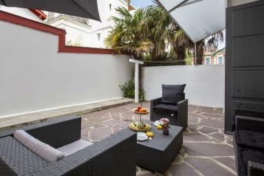 Superbe appartement à 3 min de la plage à Saint-Jean-de-Luz - Welkeys