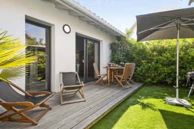 Belle maison à 2 min des plages avec jardin à Guéthary - Welkeys