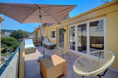 IMMOGROOM - Splendid Terrace - Studio - A/C - Central - CONGRESS/BEACHES