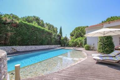 Luxueuse villa de 240m² au Cap d'Antibes
