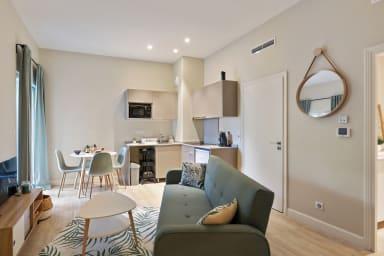 Bel appartement moderne avec deux terrasses et parking à Cannes - Welkeys