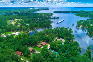 Reel Paradise - On the Water on South End of Lake Rayburn