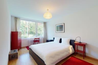 Appartement confortable et fonctionnel à Épalinges, 15min de Lausanne