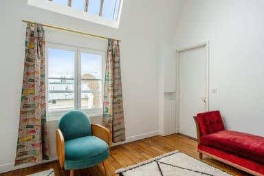 Superbe studio à l'esprit loft proche de Montmartre à Paris - Welkeys
