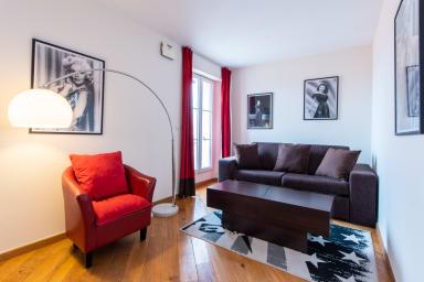 IMMOGROOM - Wonderful apartment - cosy - A/C- Le SUQUET- CONGRESS/BEACHES