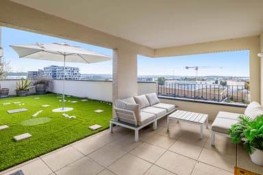 Beau T3 avec splendide terrasse de 100 m² proche gare de Bordeaux - Welkeys