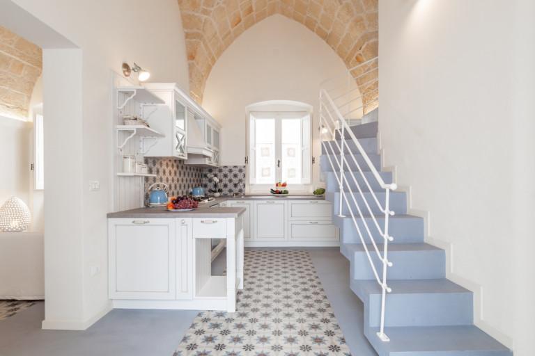 Angolo Lavanderia Terrazzo : Dimora maiolica palazzotto d epoca con terrazzo vista mare in