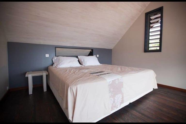 Chambre à l'étage Lit double ou 2 lits simple