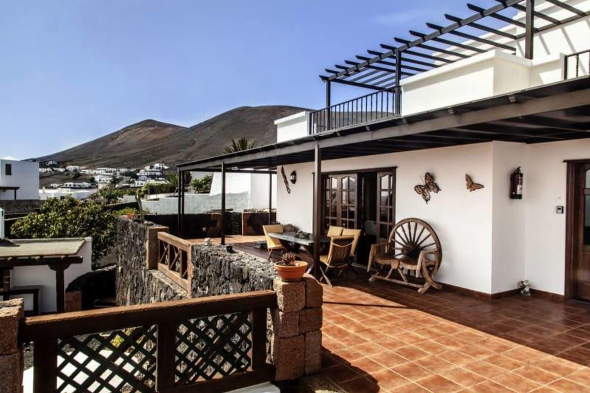 Apartment Villa Cristian with private pool in La Asomada photo 20449095