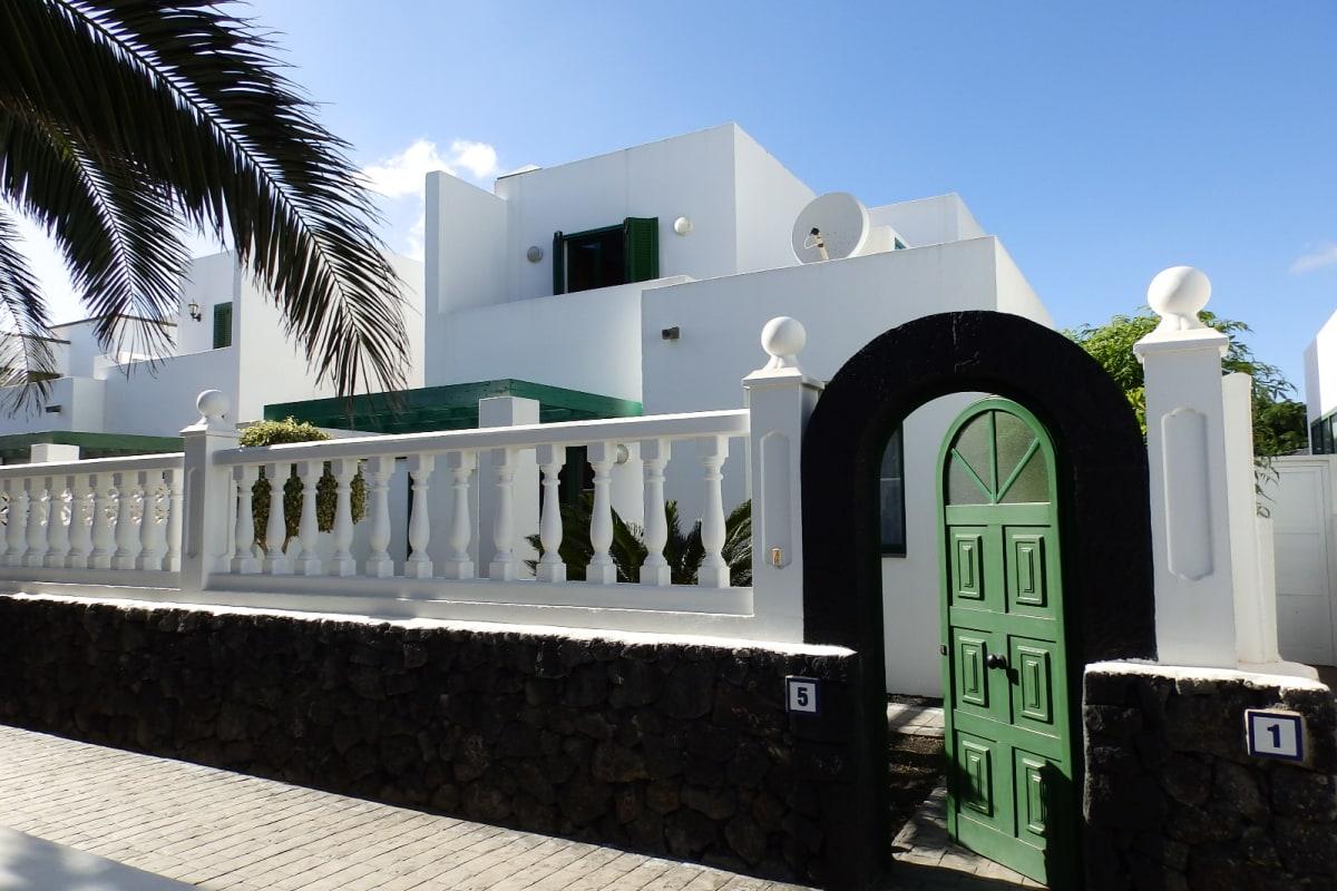 Holiday home Casa Mailanzaisla in Costa Teguise photo 20438928