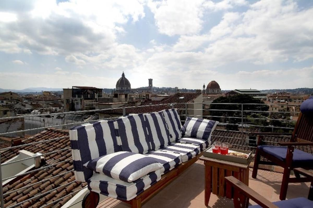 Apartment PENTHOUSE HILIFE amazing panoramic terrace of Florence  photo 20223884