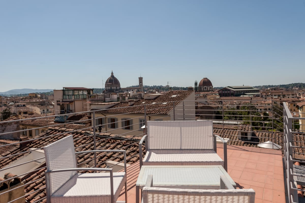 Apartment PENTHOUSE HILIFE amazing panoramic terrace of Florence  photo 20440290