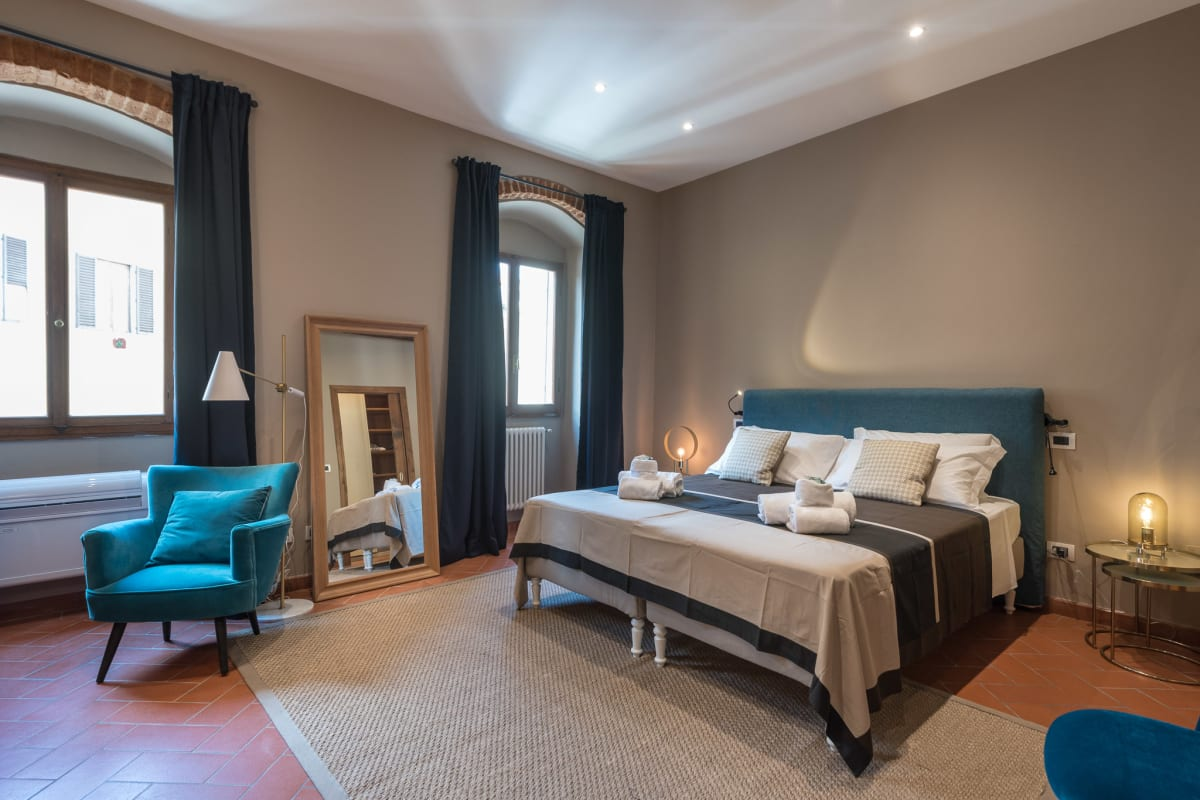 Apartment HEART OF FLORENCE Pitti 2 Bed-Apartment  photo 20160283