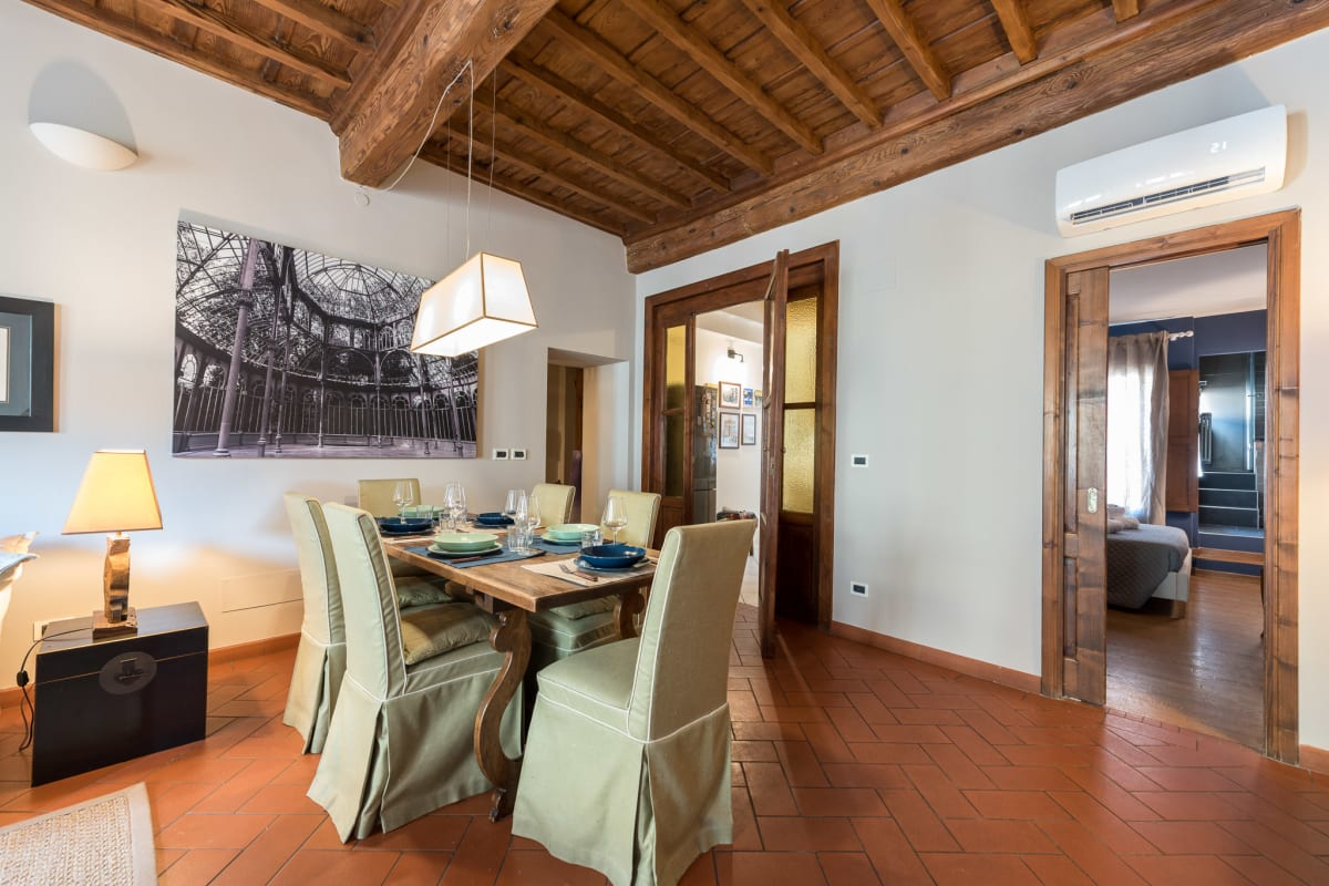 Apartment HEART OF FLORENCE Pitti 2 Bed-Apartment  photo 20304463