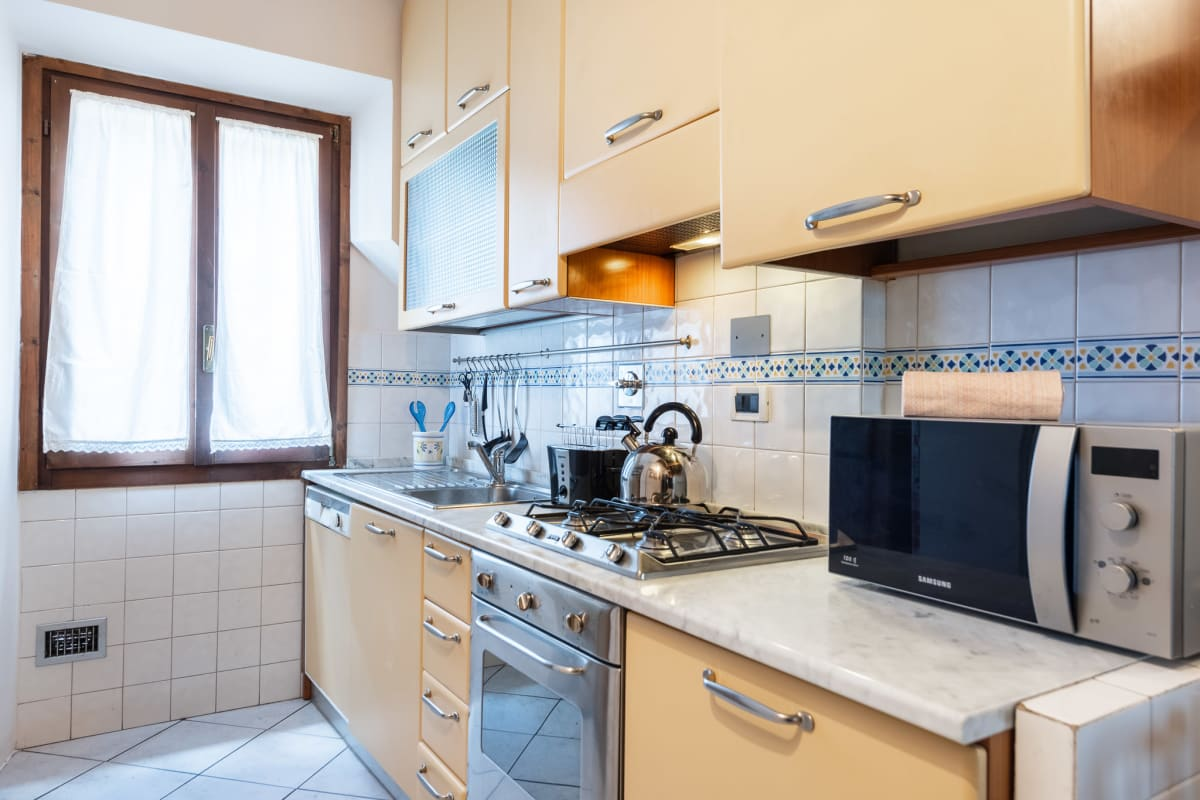 Apartment HEART OF FLORENCE Pitti 2 Bed-Apartment  photo 20442994