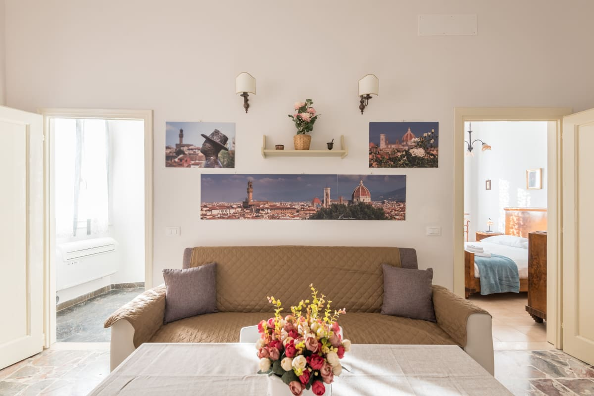 Apartment LEGRAZIE apartments in BEST location of Florence   photo 20441982