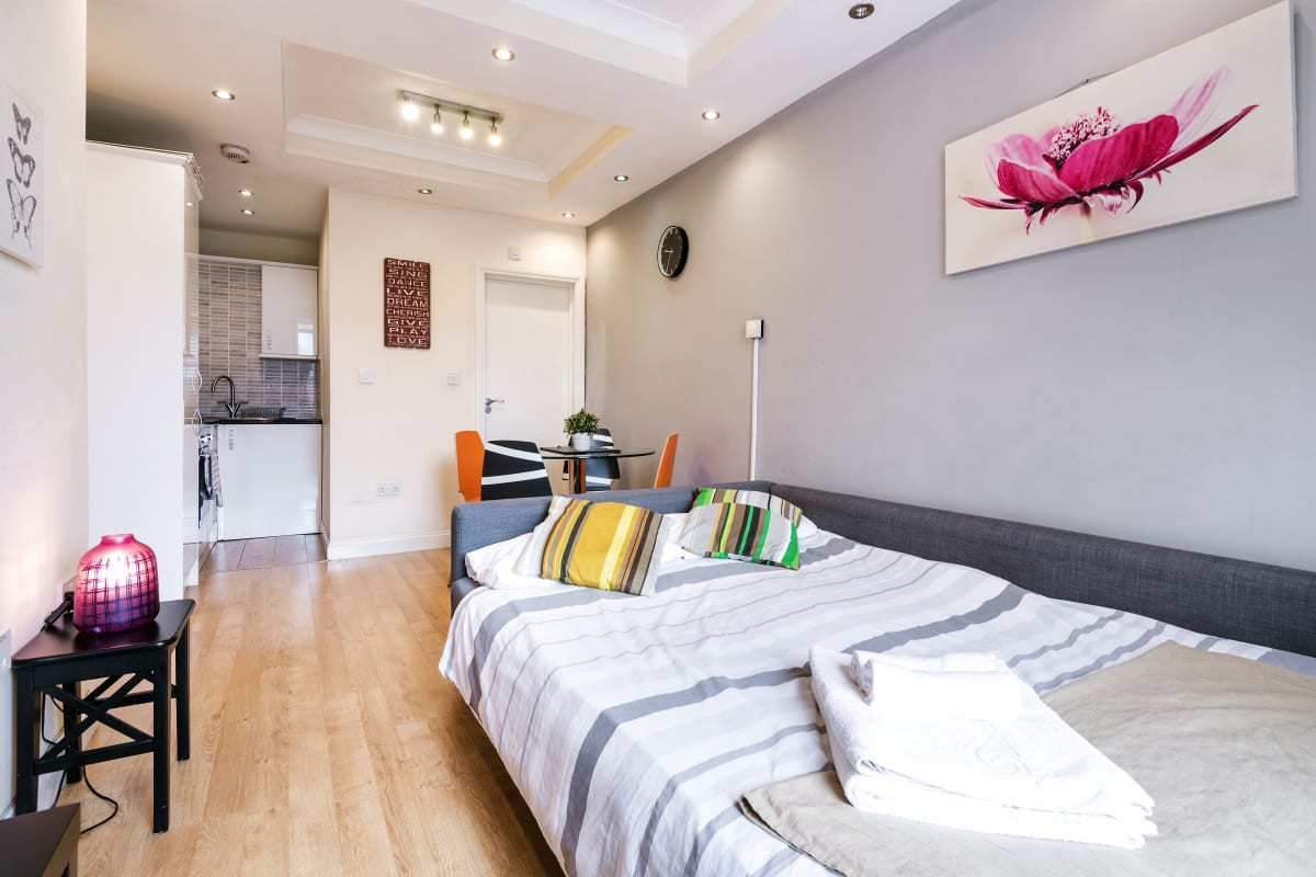 Apartment KING S CROSS APARTMENT in top location   photo 20157101