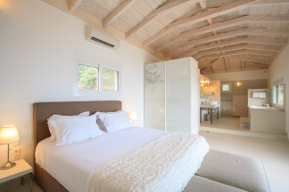 Bedroom 1 with spacious ensuite bathroom